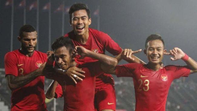 Timnas Indonesia U-23 Ditahan Imbang Semen Padang 2-2