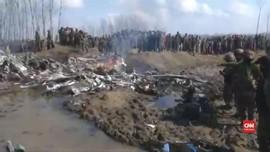VIDEO: Pakistan Tembak Jatuh Helikopter India di Kashmir
