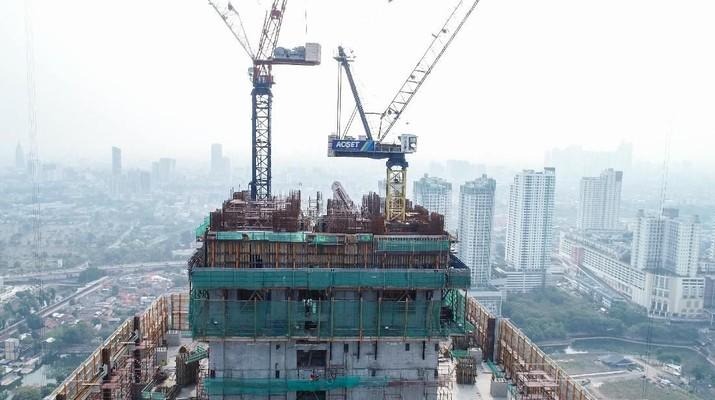 PT Acset Indonusa Tbk (ACST) akan menerbitkan saham baru.