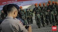 Wiranto: 453 Ribu Personel TNI-Polri Amankan Pemilu 2019