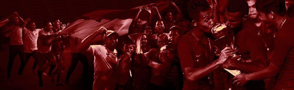 Timnas Indonesia U-22 Raja ASEAN