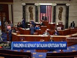 Kongres AS Sepakati Blokir Keputusan Trump