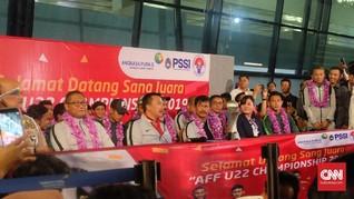 Menpora Janjikan Bonus Timnas Indonesia U-22 Cair Tepat Waktu