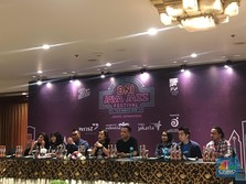 Meriah, Java Jazz 2019 Hadirkan 100 Artis di 11 Panggung