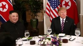 Menu ala Hanoi dan Amerika, Makan Malam Kim Jong Un-Trump