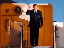 Tiba di Hanoi, Trump Akan Makan Malam Bersama Kim Jong Un