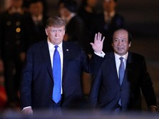 Trump Bersua Kim di Vietnam, Apa Kata Sri Mulyani?