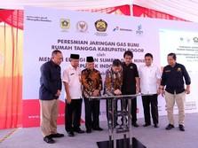 ESDM Buka Peluang Bagi Pemda & Swasta Untuk Bangun Jargas