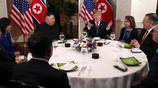 Trump Sebut Dialog dengan Kim Jong Un Berjalan Sangat Baik