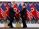 Siap-siap, Trump-Kim Akan Teken Perjanjian Bersama Hari Ini