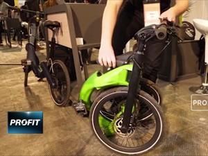 JIVR Kenalkan Sepeda Listrik Lipat Tanpa Rantai