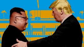 Perjumpaan Kedua Trump-Kim di Vietnam