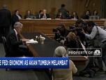 The Fed : Ekonomi AS Mungkin Akan Alami Perlambatan