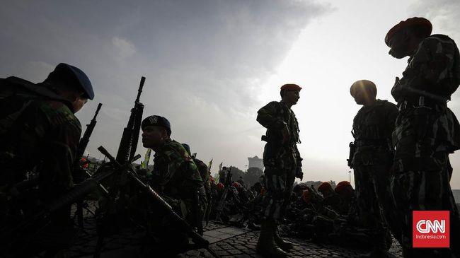 10 Ribu Personel Polri-TNI Amankan Kampanye Prabowo di GBK