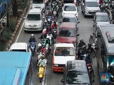 Motor Tak Masuk Ganjil-Genap, DKI Bakal Atur Jalur Khusus