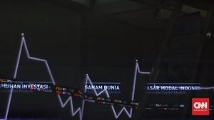 Direksi Kena Kasus Korupsi, Saham Krakatau Steel Rontok