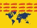 INFOGRAFIS: 86 Juta unit Mobil Baru Menghuni Bumi Selama 2018