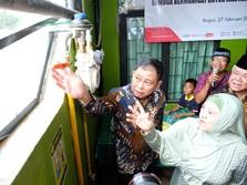 Bangun Jargas, Hemat Devisa Rp 216 Miliar/Bulan di 2018