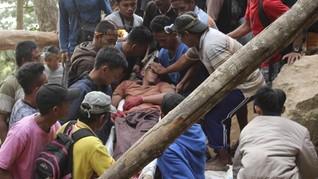 34 Korban Tambang Bolaang Mongondow Dievakuasi, 16 Meninggal