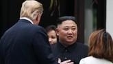 Menurut AS, meski Kim Jong-un bersedia menutup situs kompleks pengayaan uranium Yongbyon, mereka masih menyimpan rudal dan hulu ledak nuklir. (REUTERS/Leah Millis)