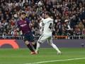 Messi dan Suarez Samai Catatan Gol Madrid di La Liga