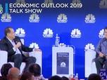 JK Buka-bukaan Soal Pilpres 2019, Ekonomi RI, sampai Unicorn