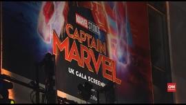 VIDEO: Jelang Rilis, 'Captain Marvel' Akui Kini Bisa Tidur