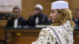 Kasus Penganiayaan, Bahar Smith Dituntut 6 Tahun Penjara