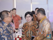 Jokowi Pilih Destry Damayanti Jadi Deputi Gubernur Senior BI?