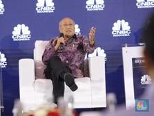 Pebisnis Wait & See Jelang Pilpres? Sofjan Wanandi Buka Suara