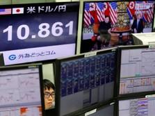 Terdampak Wall Street dan Yen, Bursa Tokyo Ditutup Menguat