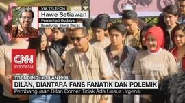 Fenomena Hari 'Dilan' di Bandung, Antara Fanatik & Polemik