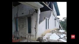 VIDEO: Gempa Bumi Guncang Solok Selatan, 40 Rumah Rusak