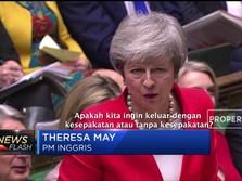 PM May: Negosiasi Dengan EU Terus Dilakukan