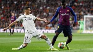 Barcelona Lagi-lagi Dibikin Pusing Dembele