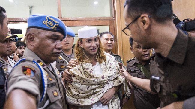 Bahar Smith Hormati Putusan Hakim Tolak Eksepsinya