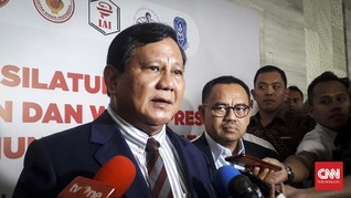 Prabowo Ingin Kurangi Kunker, tapi Izinkan Kader ke Hongkong