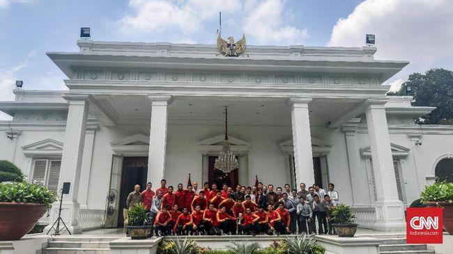 Indra Sjafri: Dua Kali Juara, Baru Kali Ini Diundang Istana