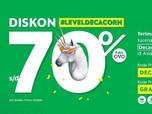 Rayakan Decacorn, Grab Tebar Diskon Sampai 70%