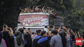 Bonus Timnas Indonesia dari Kemenpora Diklaim Belum Cair