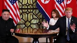 AS: Kim Jong-un Tak Siap Penuhi Syarat Soal Denuklirisasi