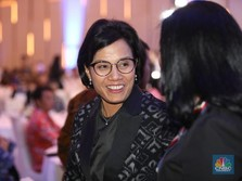 Disindir Jokowi 2 Kali Soal Pajak, Ini Jawaban Sri Mulyani