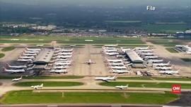 VIDEO: Pakistan Tutup Jalur Udara, Turis Terdampar di Bandara
