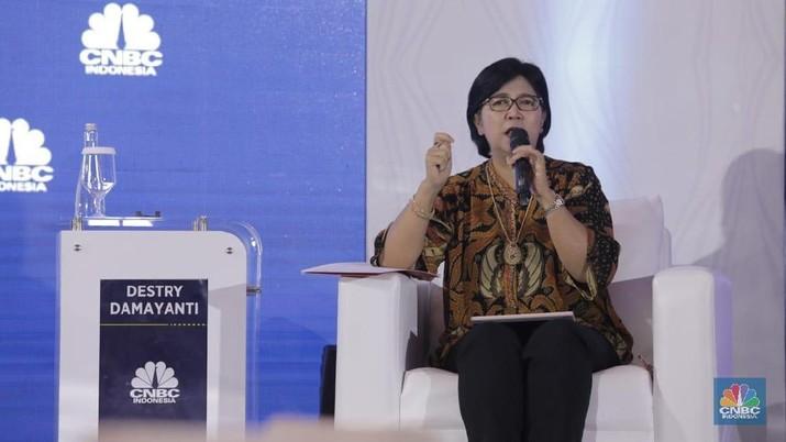 Komisi XI DPR RI siang ini melakukan rapat internal terkait dengan calon Deputi Gubernur Senior (DGS) Bank Indonesia (BI) Destry Damayanti.