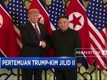 Kisah Pertemuan Trump-Kim Jilid II, yang Tak 'Happy Ending'