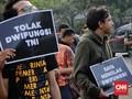 Debat Keempat di Tengah Kecemasan Bangkitnya Dwifungsi TNI