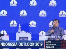 JK: Tak Perlu ke Singapura, Jokowi Tak Otoriter & Nepotisme