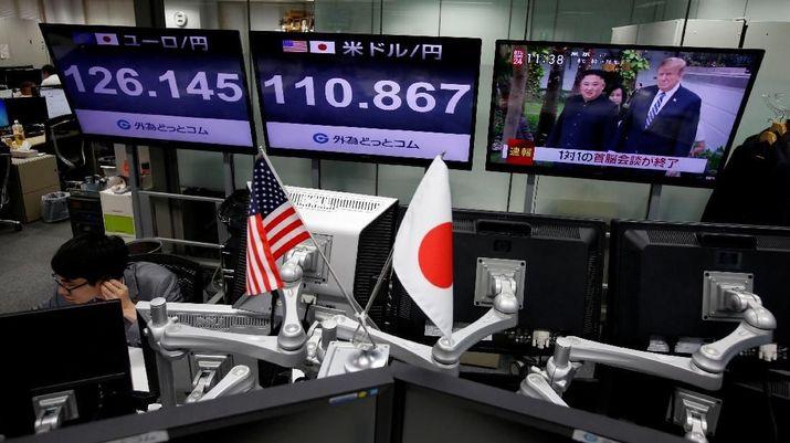 Berharap pada Damai Dagang, Bursa Jepang Dibuka Melesat Naik - Rifanfinancindo