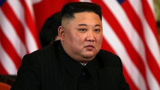 Kim Sebut Perdamaian di Semenanjung Korea Bergantung Sikap AS