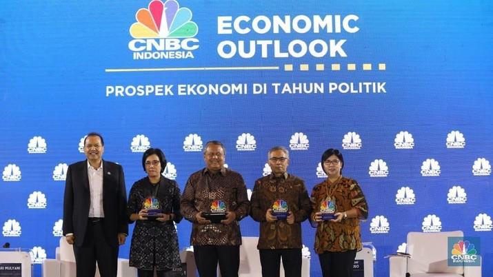 Diskusi Navigasi Pelaku Pasar Soal Ekonomi di Tahun Politik